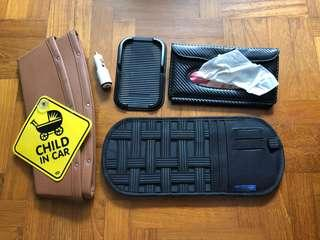 Car Accessories Mix and Match