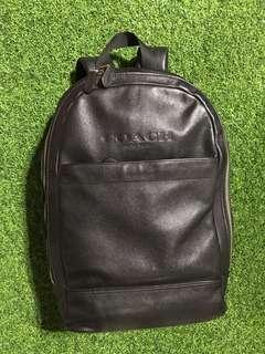 Coach bag pack