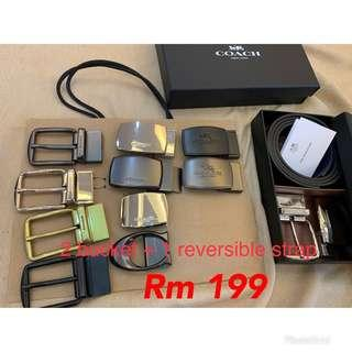 Coach Men Belt who made payment on Friday please pm me tq