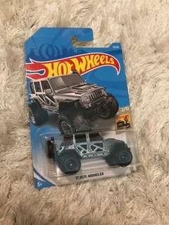 Hot Wheels Jeep Wrangler