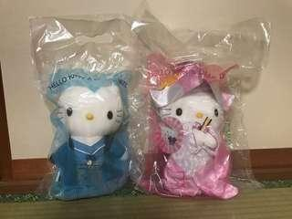 🈹️價Hello Kitty & Dear Daniel Wedding toy 一對