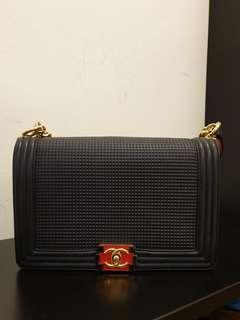 Cruise 2013 Chanel Boy Bag in Large Size