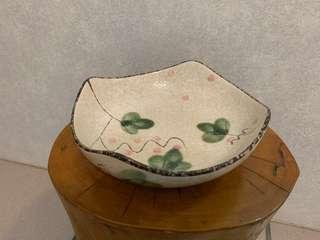 🚚 [Ericaca 愛挖寶] 中國風陶瓷餐盤~全新未使用~特價100元💕