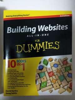 Building Website for Dummies - David Karlin's & Doug Sahlin
