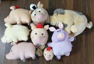 🚚 Disney Toys piggie- 4