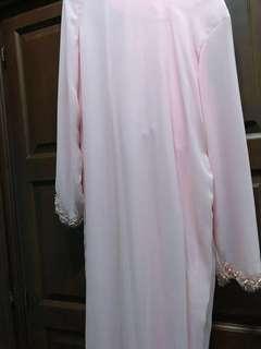 Chiffon Silk Baju Kurung