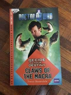 Doctor Who (Decide Your Destiny) Claws of the Macra - Trevor Boxendale