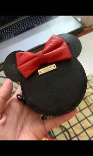 Kade Spade Minnie Mouse Coin Purse