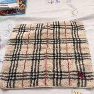 Burberry手巾