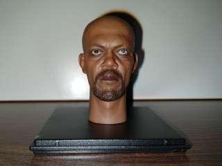 Nick Fury head not hot toys hottoys enterbay or sideshow