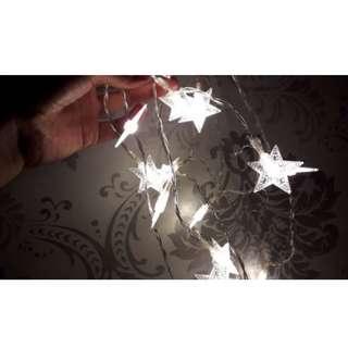 Lampu Tumblr Bentuk Bintang