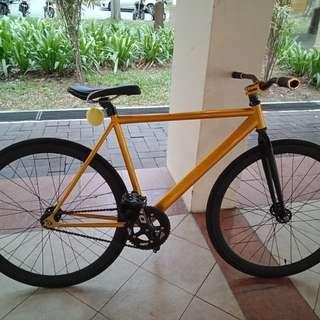 Fixie brandless(URGENT)