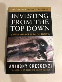 Investing from the TOP down by Anthony crescenzi