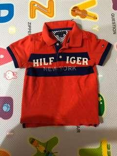 🚚 Authentic Tommy Hilfiger polo T-shirt