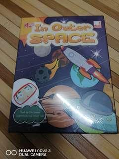 Dickens Flash Cards 'In Outer Space'