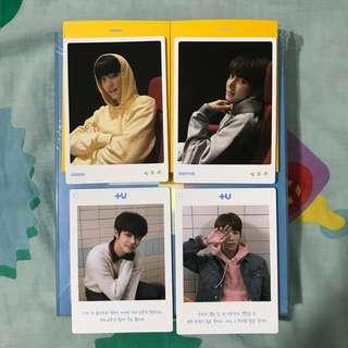 WTT TXT Photocards