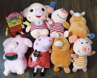 🚚 Disney Toys piggie - 5