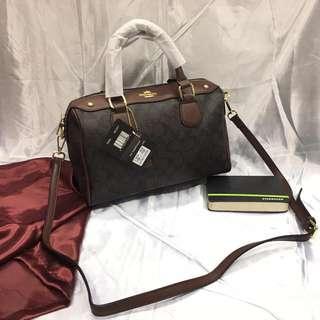 Coach Replica doctor's bag