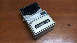 Hardwire HT6 Polyphonic Guitar Tuner Pedal