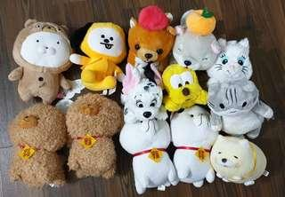 🚚 Disney Toys doggie and kitty - 6