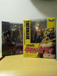S.H.Figuarts Tiger Mask W and Tiger the Dark SHF