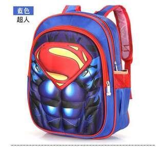 Backpack in 3D designs