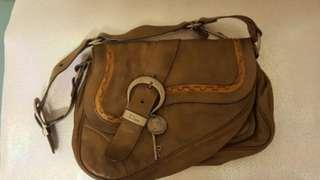100% Real Dior Handbag 馬鞍袋