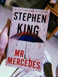 Mr Mercedes by Stephen King (English)