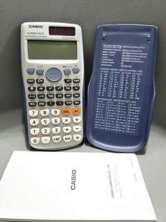 🚚 CASIO 工程計算機 fx-991ES PLUS 科學型 標準型 計算機 9個變數 10 + 2位數