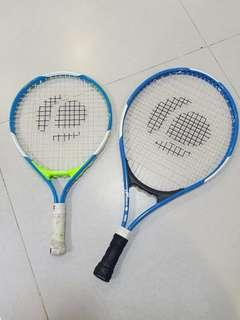Kids tennis rackets from Decathlon