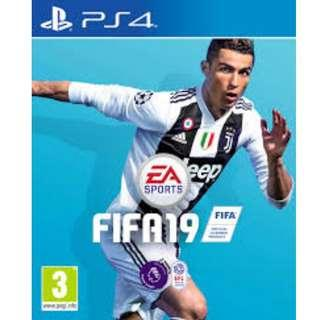 🚚 Ps4 Fifa 19 with voucher brand new