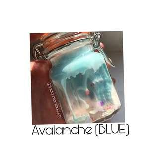 🚚 Avalanche Slime (BLUE)
