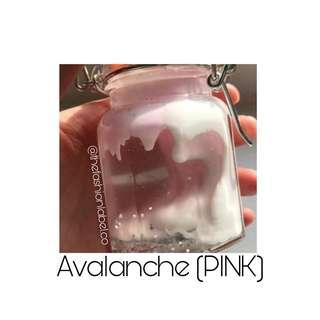 🚚 Avalanche Slime (PINK)