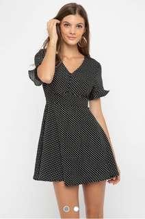 🚚 BNWT Osmose Polkadot Dress