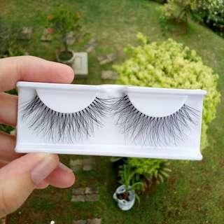 Fake Eyelashes / Fake Lashes / Bulu Mata Palsu