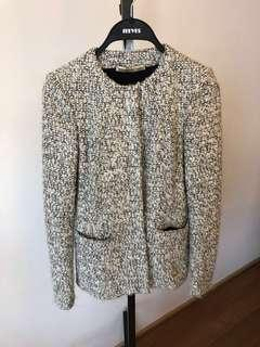 Balenciaga Tweed Jacket
