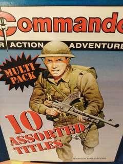 🚚 Commando--1950's/1960's/1970's Comics