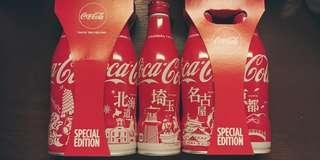 日本地方限定可口可樂