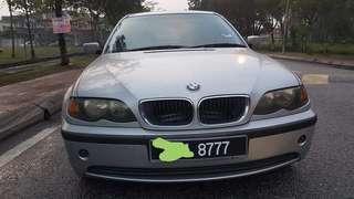 bmw 318i e46 auto 2002