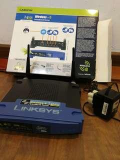 wireless router linksys | Electronics | Carousell Singapore