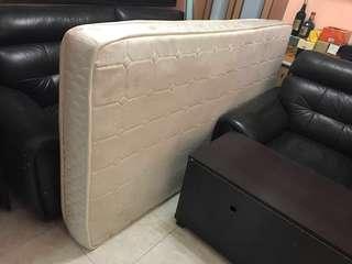 "Super single spring mattress 8"" / 20cm"