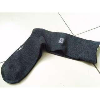 上班 商務 機能毛巾襪 中統腳踝