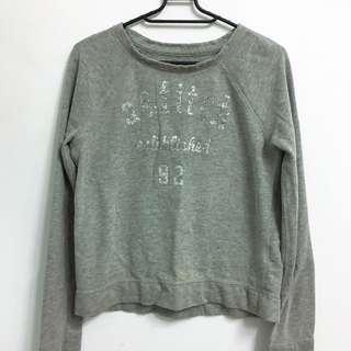 A&F 上衣 sweatshirt