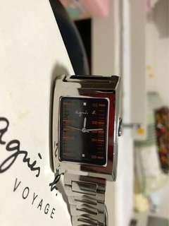 Agnes b. watch 錶