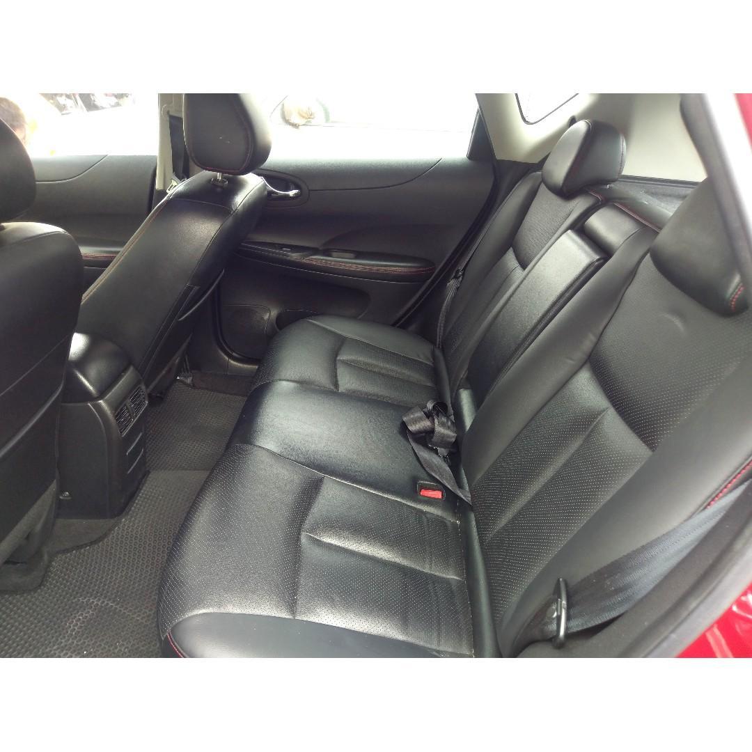 2013年Nissan Tiida 1.6 紅  『阿賢精選車坊』賞車專線:0908169110