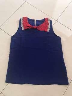 Blue Top pita
