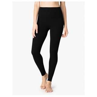 Beyond Yoga Take Me Higher Legging in Black
