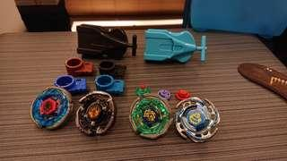 🚚 Assorted Beyblade