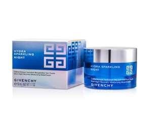Givenchy short night recovery moisturising mask/cream 夜晚修復滋潤面霜/面膜