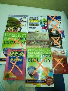 SPM Revision Books